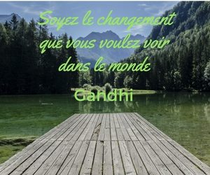 citation le changement